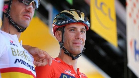 Ciclismo, Nibali torna in bici: ''Ricominciamo''
