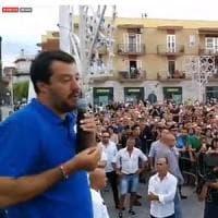 """Salvini: """"Smonteremo la Fornero"""". E sui rom: la capotreno di Trenord andrebbe premiata"""