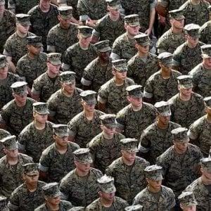 Usa, prima e unica donna a condurre un plotone dei Marines