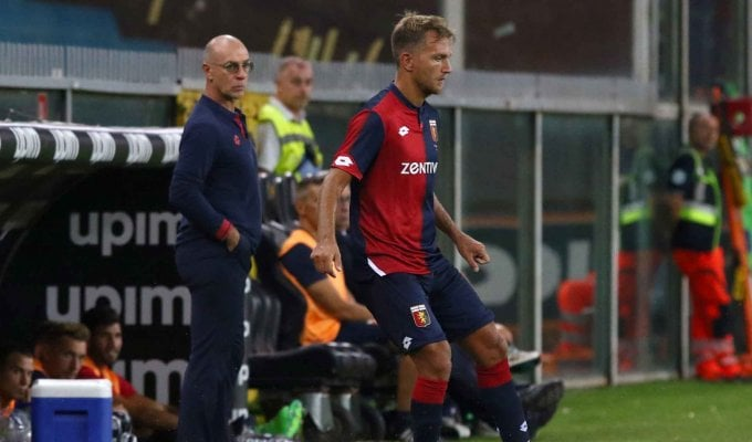 Coppa Italia, Piatek ne fa quattro e il Genoa travolge il Lecce. Il Benevento fa fuori l'Udinese
