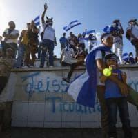 Nicaragua, opposizione di nuovo in piazza: un morto e due feriti