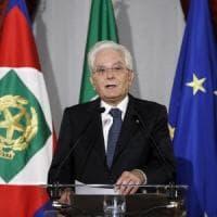 """Mattarella ricorda l'eccidio di Stazzema: """"Difendere i diritti da ogni minaccia"""""""