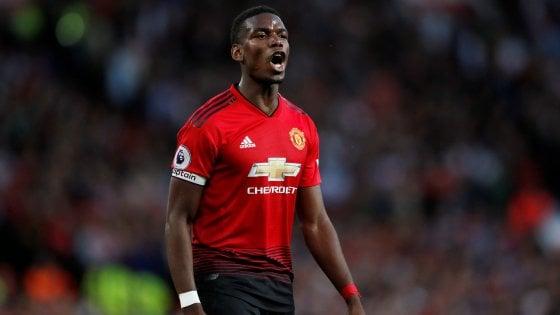 Manchester United, lo sfogo di Pogba: ''Non sono felice, certe cose non posso dirle...''