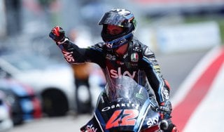 Gp Austria, Moto2: il doppio sorpasso di Bagnaia, vince e scavalca Oliveira