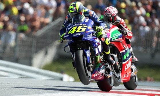 MotoGp, Austria: Lorenzo batte Marquez, Dovizioso è terzo