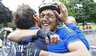 Ciclismo, Europei: Trentin oro nella prova in linea