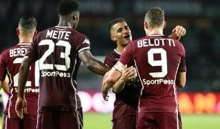 Coppa Italia: Belotti fa volare il Toro. Passano Sassuolo, Bologna e Samp