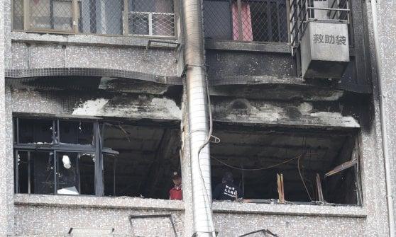 Taiwan, rogo in un ospedale. Almeno 14 morti e 20 feriti