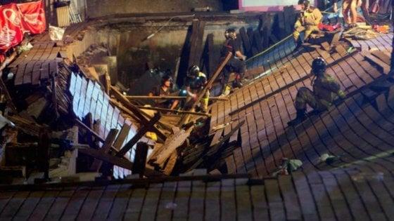 Crolla una passerella in Spagna, oltre 300 feriti al Festival di Vigo