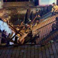 Festival di Vigo, crolla passerella: oltre 300 feriti