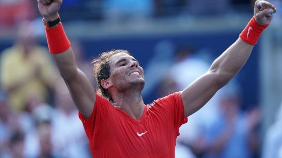 Tennis, Nadal vince a Toronto e consolida il primato Atp. Cincinnati, ripescata Camila Giorgi