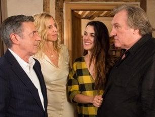Auteuil e Depardieu, due amici a cena: la commedia è servita