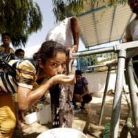 Palestina, la terra senz'acqua dove sete e malattie uccidono più della