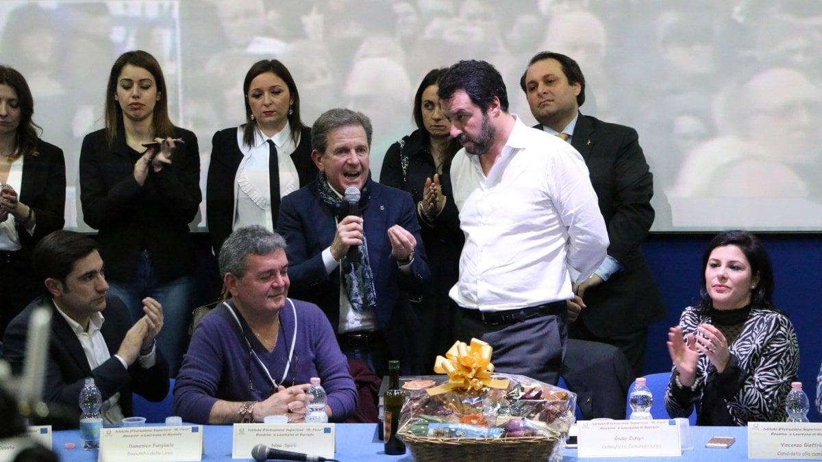 Fa bene, ministro Salvini, ad andare a San Luca e