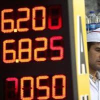 Borse europee in calo, la lira turca tira il fiato