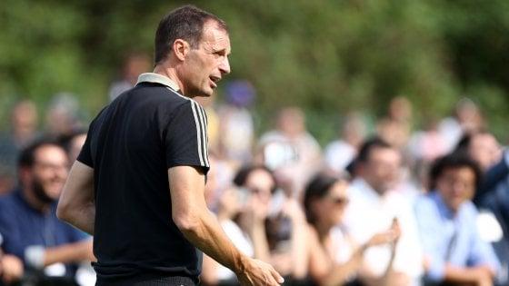 Juventus, ultimo test prima del via. Mandzukic dice addio alla Croazia