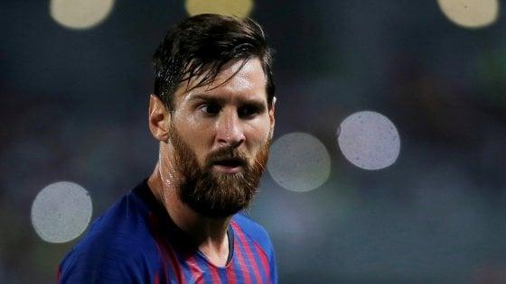 Argentina, Messi si prende una pausa: niente nazionale nel 2018