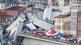 In Italia allarme per 300 ponti e gallerie