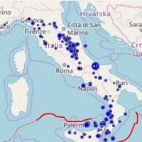 Terremoto di magnitudo 4.7 nel Molise, epicentro a 6 km a sud Montecilfone