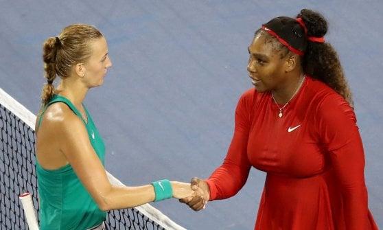 Tennis, Cincinnati: rientro vincente per Federer, Serena Williams ko