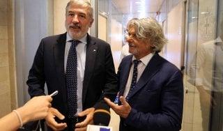 Ponte Morandi, Ferrero chiede il rinvio di Sampdoria-Fiorentina