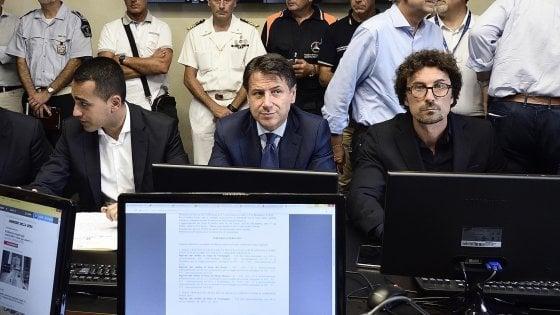 Crollo ponte Genova, Conte: