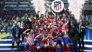 Supercoppa Europea all'Atletico Madrid, Real battuto 4-2 ai supplementari