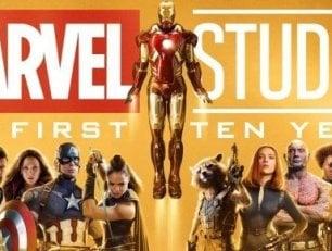 Marvel, un festival per celebrare dieci anni di supereroi al cinema