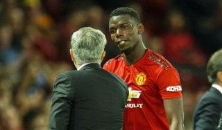 Manchester United, Pogba e Mourinho sempre più ai ferri corti. E il Barcellona spera