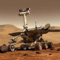 """""""C'è vita su Marte?"""". La playlist della Nasa per svegliare Opportunity"""