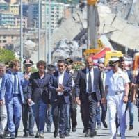 Ponte Morandi, scontro M5s-Pd. Di Maio:
