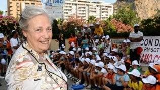 Folla e commozione ai funerali di Rita Borsellino di SALVO PALAZZOLO