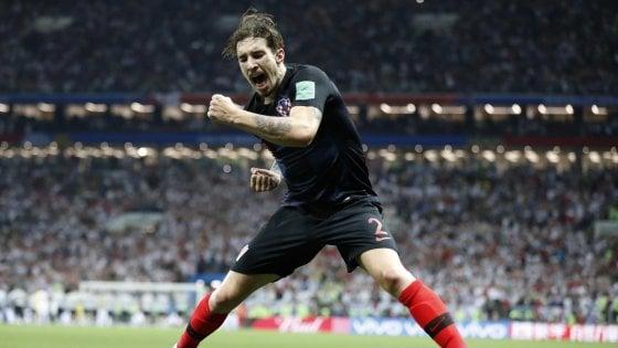Maglia Home Inter Milan SIME VRSALJKO