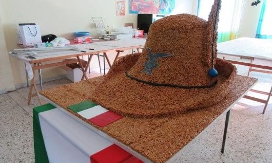 Mandorle regine per una notte: a Forme il croccante si fa arte