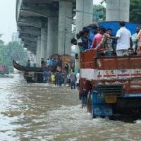 Kerala, 114 morti perle  inondazioni. Gli sfollati sono 150mila