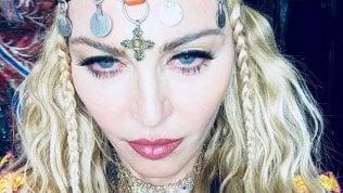 Madonna regina berbera a Marrakesh per i suoi 60 anni