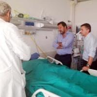 """Genova, Renzi attacca Lega e M5S: """"Si riapra il Senato e Toninelli riferisca in aula"""""""