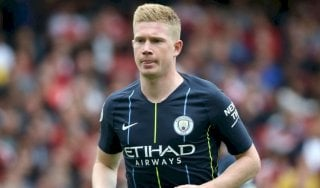 Tegola Manchester City, confermati 3 mesi di stop per De Bruyne