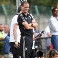 Juventus, Allegri: ''Ronaldo non vince da solo, piedi a terra e subito tre