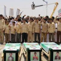 Yemen, era americana la bomba sganciata sullo scuolabus che ha ucciso 40 bambini
