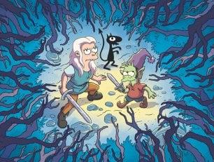 'Disincanto', nel Medioevo di Matt Groening la principessa è ribelle