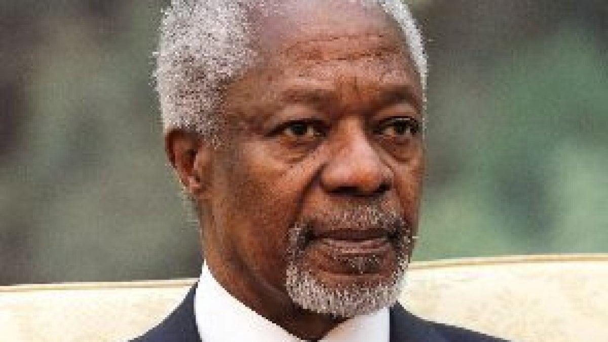 ZURIGO - Nato in Ghana nel 1938, il settimo Segretario