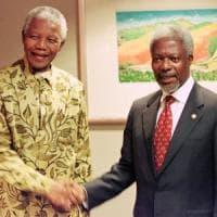 E' morto Kofi Annan: il primo Segretario nero delle Nazioni Unite aveva
