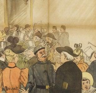 Il primo poster va all'asta: è 'Cinématographe Lumière'