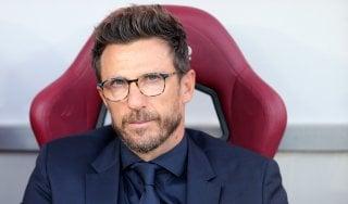 """Roma, Di Francesco: """"Col Torino sarà difficile ma vogliamo partire bene"""""""