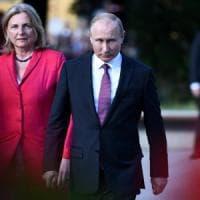 Putin torna in Germania, vertice con la Merkel dopo il gelo