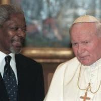 """Kofi Annan, ambasciatore Fulci: """"Era un uomo illuminato. Si è battuto molto contro la..."""