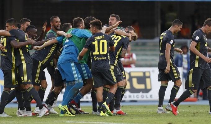 CR7 inizia bene, Juve batte Chievo al 93': 2-3