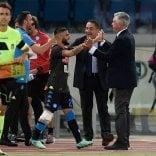 Il Napoli dà già spettacolo Lazio sconfitta in casa: 1-2