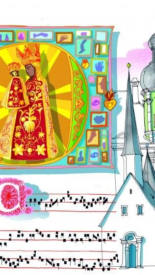 Benedetti monasteri:il viaggio di Paolo Rumiz Leggi le 12 puntate